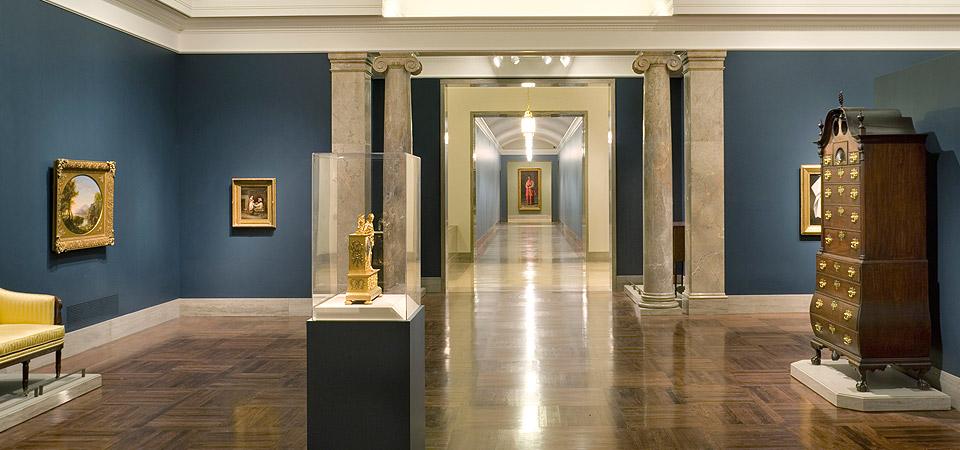 Nelson Atkins Museum Floor
